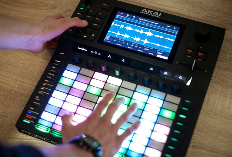 New: Akai Force