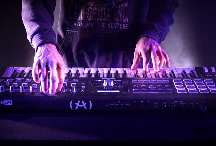 New: Arturia Keylab MK2 MIDI keyboards