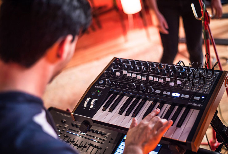 New: Arturia Minibrute 2, Minibrute 2S synths and Rackbrute