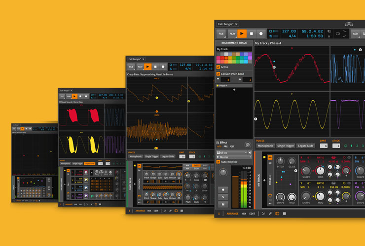Latest Bitwig version, 2.3, is here