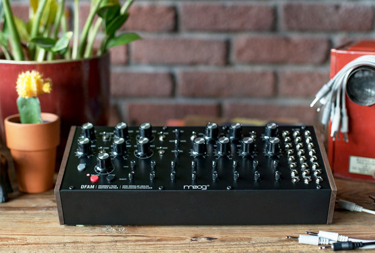 New: Moog Drummer From Another Mother
