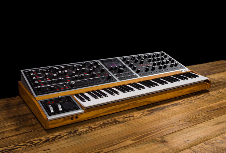New: Moog One synthesizer
