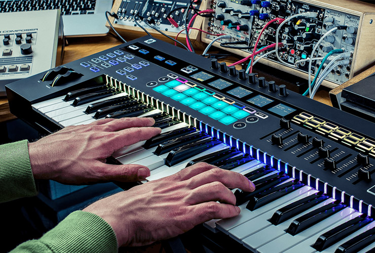 New: Novation SL MK3 keyboard