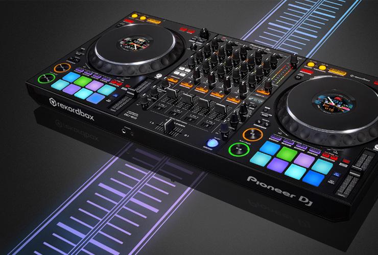 New: Pioneer DDJ-1000 DJ controller