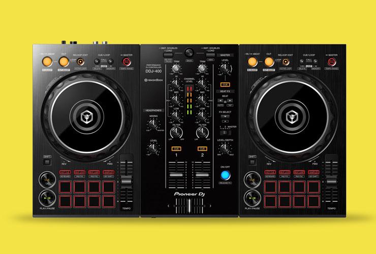 New: Pioneer DDJ-400 DJ controller