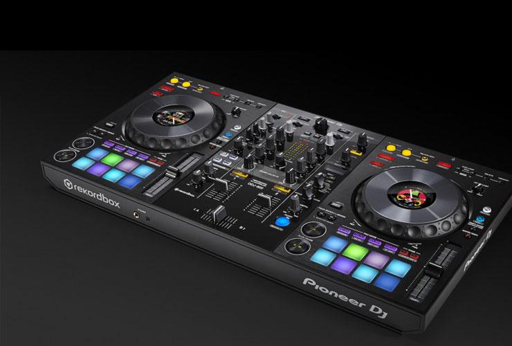 New: Pioneer DDJ-800 DJ controller