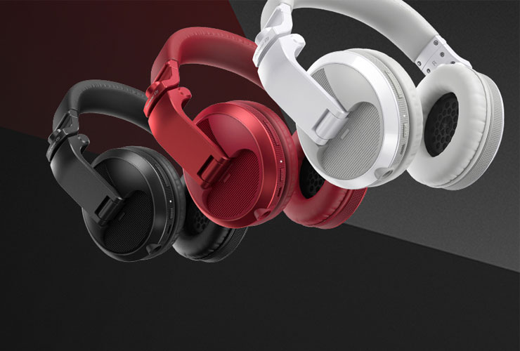 New: Pioneer HDJ-X5BT headphone