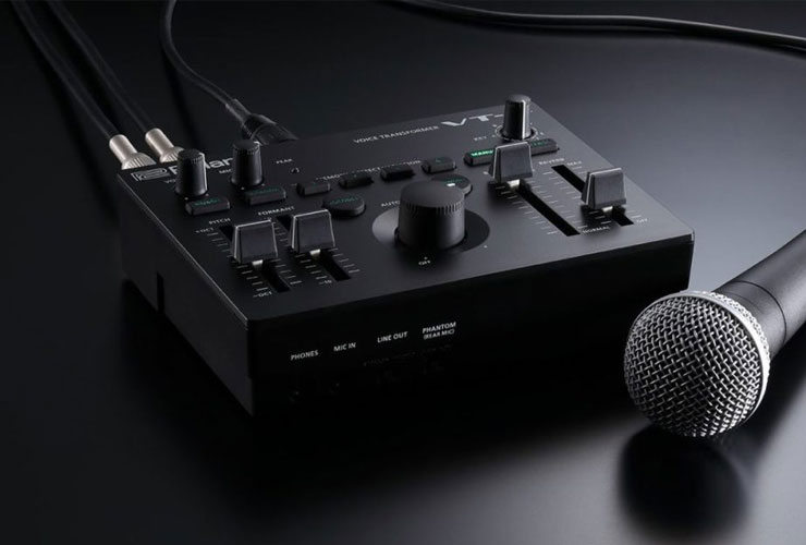New: Roland VT-4 Voice Transformer