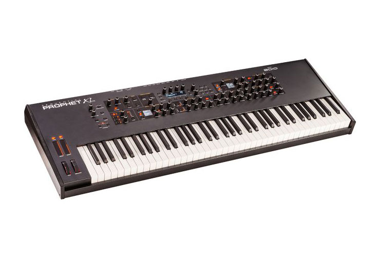 New: Sequential Prophet XL hybrid synthesizer