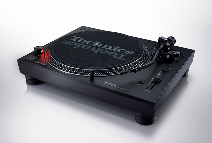 New: Technics SL-1210MK7 turntable