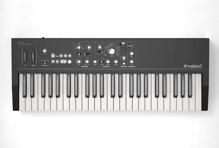 New: Waldorf STVC synthesizer